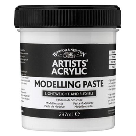 Winsor & Newton Artists' Acrylic Modelling Paste Image 1