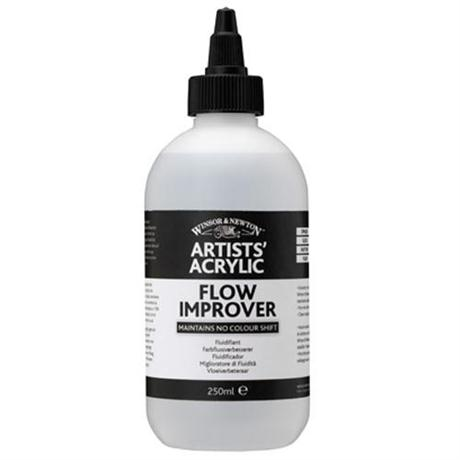 Winsor & Newton Artists' Acrylic Flow Improver Image 1