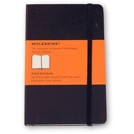 Moleskine Ruled Large Journal Notebook Image 1
