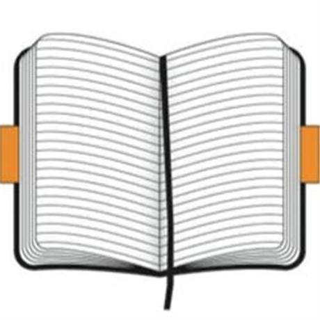 Moleskine Soft Large Ruled Journal Notebook Image 1