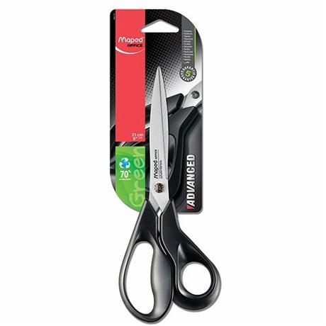 Maped Advanced Asymmetrical Recycled Scissors Image 1