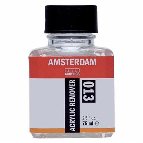 Amsterdam Acrylic Remover 75ml Image 1