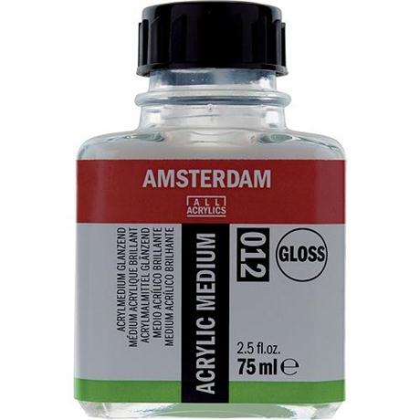 Amsterdam Acrylic Gloss Medium Image 1