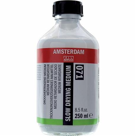 Amsterdam Acrylic Slow Drying Medium Image 1
