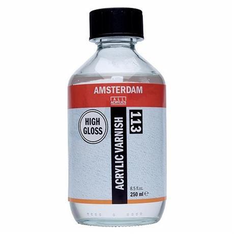 Amsterdam Acrylic High Gloss Varnish Image 1