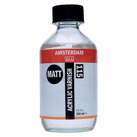 Amsterdam Acrylic Matt Varnish Image 1