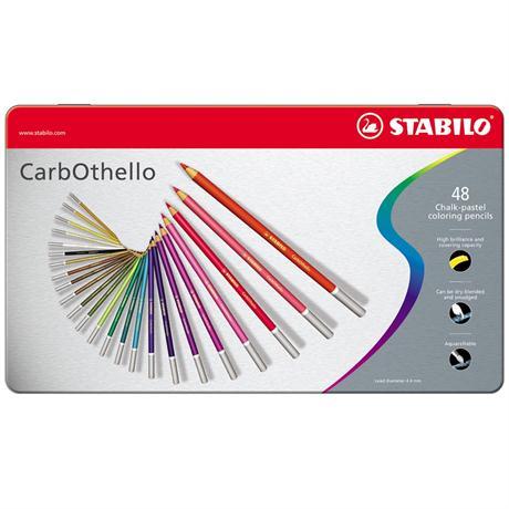 STABILO CarbOthello Tin of 48 Image 1