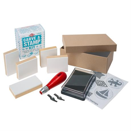 Carve a Stamp Kit Image 1