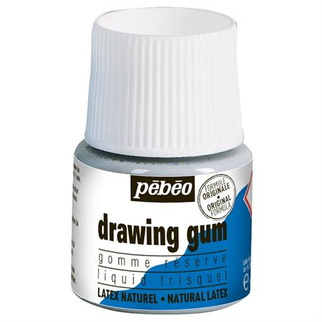 Pebeo Drawing Gum 45ml Image 1