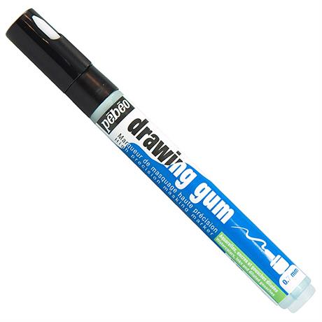 Pebeo Drawing Gum Marker Pen 0.7mm Image 1