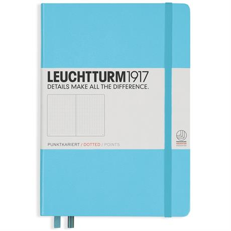 Leuchtturm Medium Dotted Notebooks Image 1