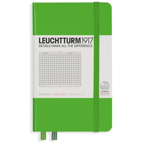 Leuchtturm Pocket Squared Notebooks Image 1