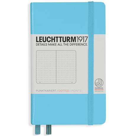 Leuchtturm Pocket Dotted Notebooks Image 1