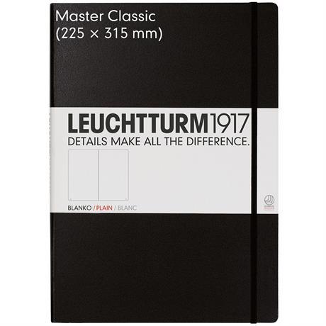 Leuchtturm Master Classic Ruled Notebooks Image 1