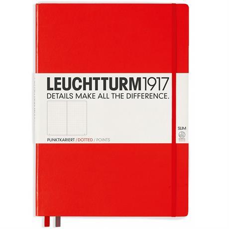 Leuchtturm Master Slim Dotted Notebooks Image 1