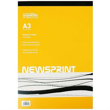 A4 Newsprint Pad Image 1