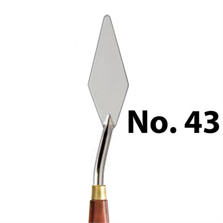 RGM Professional Palette Knife No 43 Image 1