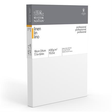 Winsor & Newton Professional Linen Canvas Image 1