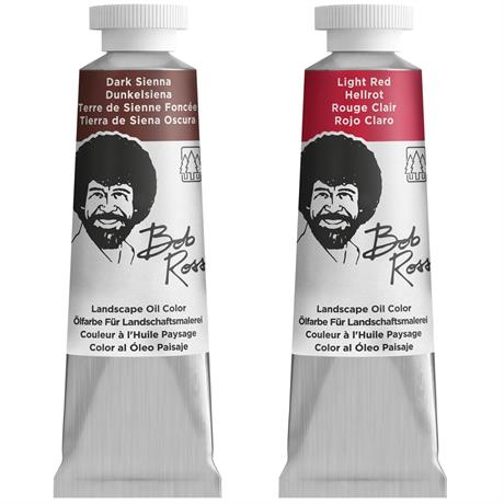 Bob Ross Landscape Oil Colours 37ml Tube Image 1
