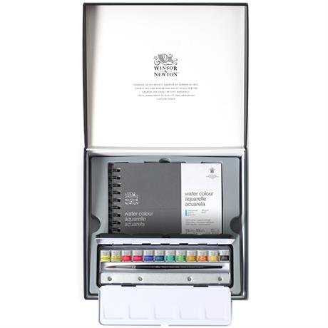Winsor & Newton Professional Water Colour Journal Gift Collection Image 1