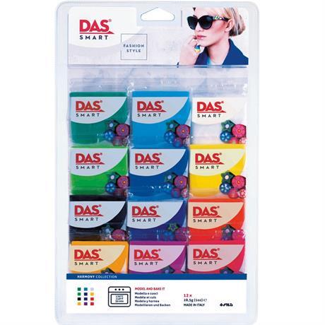 DAS Smart Modelling Clay Harmony Set Image 1