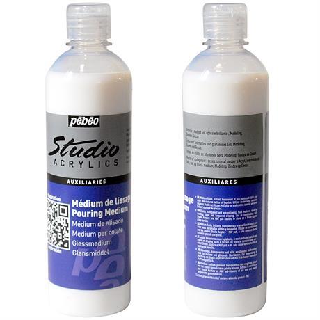 Pebeo Pouring Medium Image 1