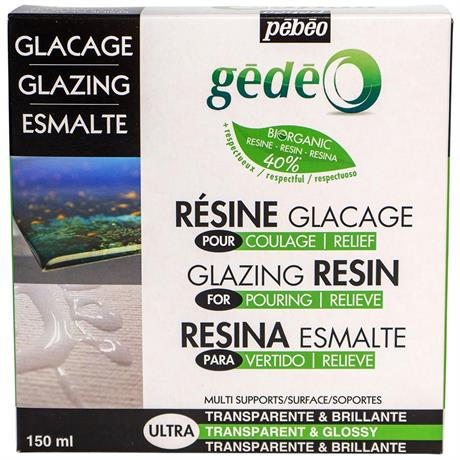 Pebeo Gedeo Bio-Based Glazing Resin Image 1