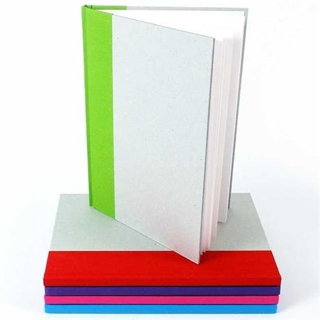 Seawhite Creative Slim Sketchbooks With Coloured Spine Image 1