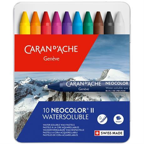 Neocolor II Tin of 10 Image 1