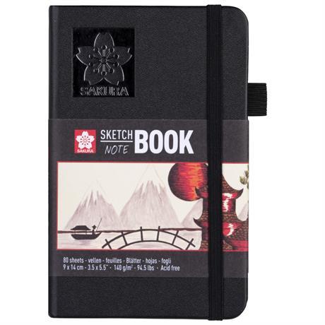 Sakura Sketchbook Ivory White Paper Image 1