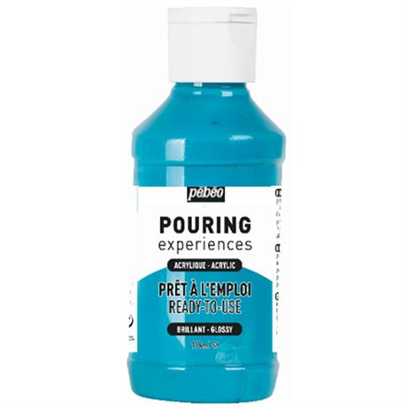 Pebeo Pouring Experiences Acrylic Paint 118ml Image 1