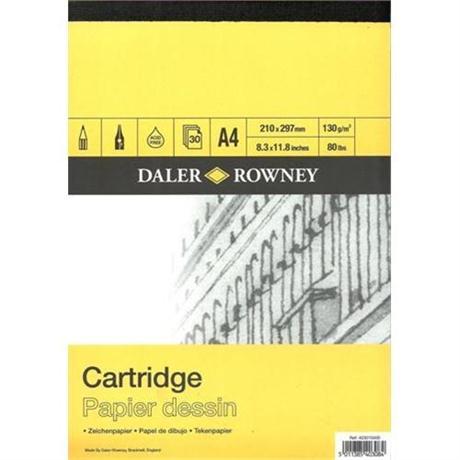 Daler Rowney Smooth Cartridge Pads Image 1