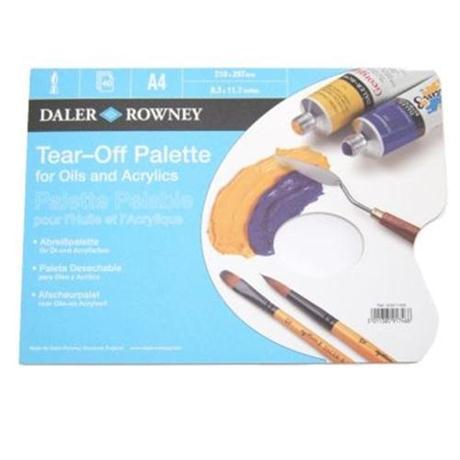 Daler Rowney Tear-Off Palettes Image 1