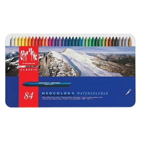 Neocolor II Tin of 84 Image 1
