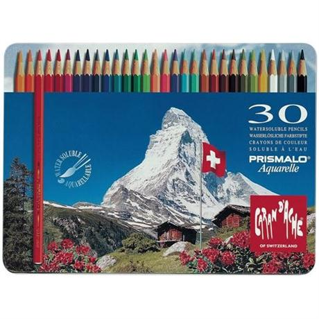 Prismalo Tin of 30 Pencils Image 1