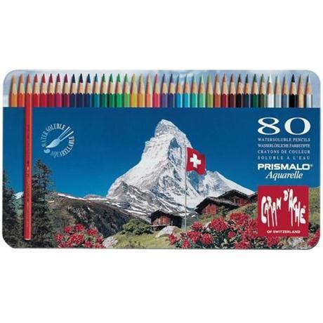 Prismalo Tin of 80 Pencils Image 1