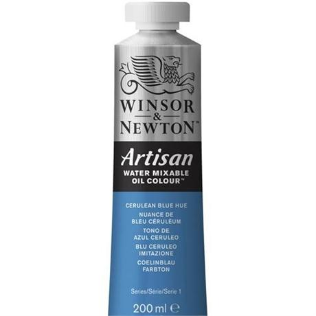 Artisan Water Mixable Oil Paint 200ml Tube Image 1
