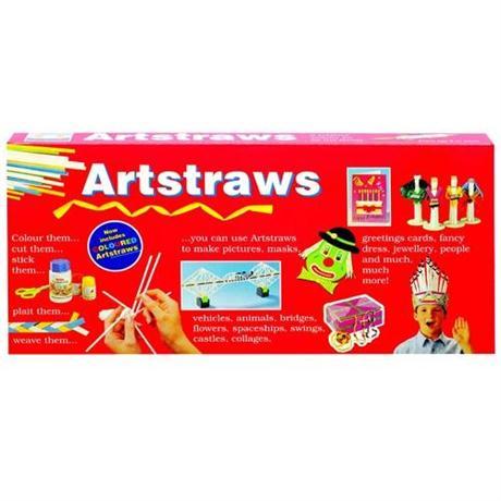 Artstraws Long Pack Image 1