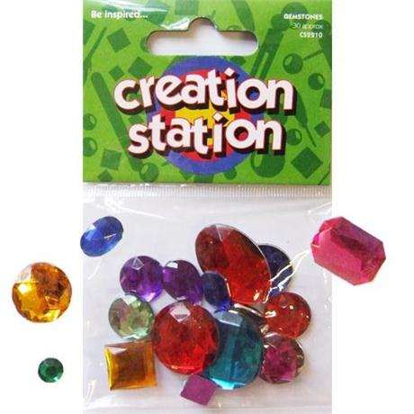 Creation Station Gemstones Pack Image 1