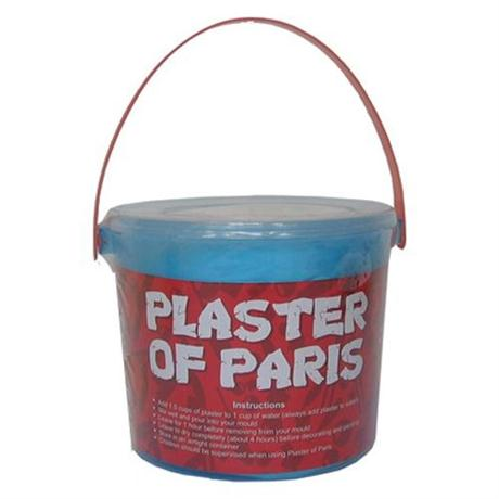 Plaster of Paris 1kg Tub Image 1