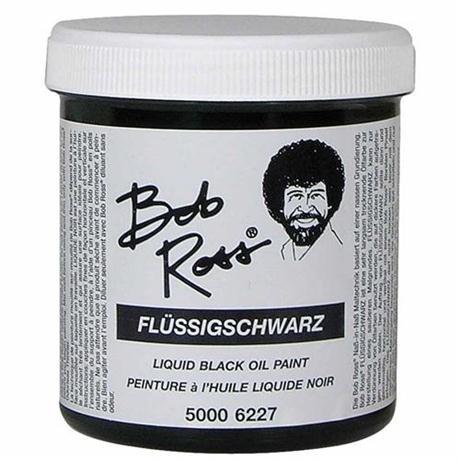 Bob Ross Liquid Black 250ml Image 1