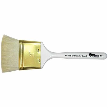 Bob Ross 2 inch Blender Brush Image 1