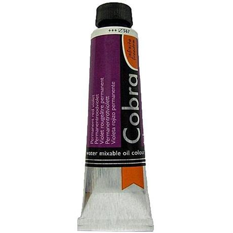 Cobra Water Mixable Oil Paint 40ml Tube Image 1