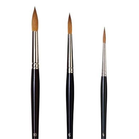da Vinci Series 10 MAESTRO Kolinsky Sable Brushes Image 1