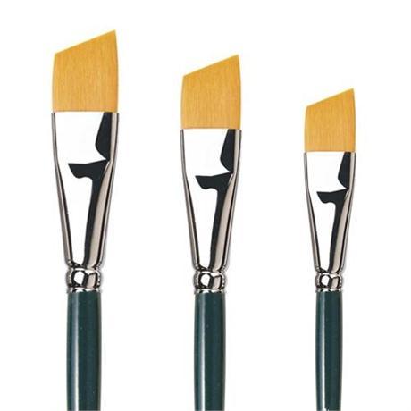 da Vinci Series 1373 NOVA Watercolour Brushes - Slanted Edge Image 1