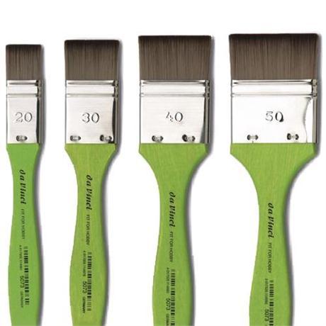 da Vinci Series 5073 Hobby & School Brushes Mottler Image 1