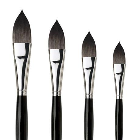 da Vinci Series 898 Casaneo Watercolour Brush Oval Pointed Image 1