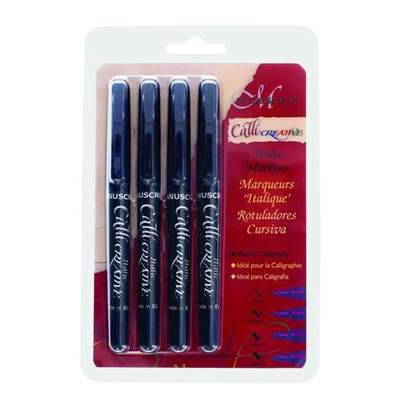 Manuscript Calligraphy Marker Pen Wallet