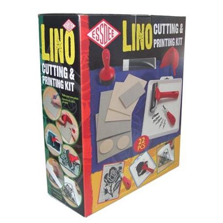 Lino Cutting & Printing Kit Image 1
