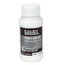 Liquitex Fabric Medium 118ml Bottle thumbnail